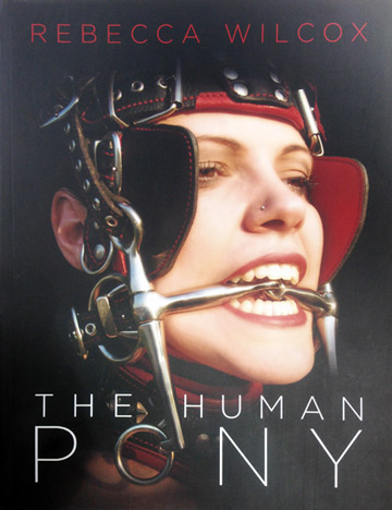 Front cover of my copy of the human pony book