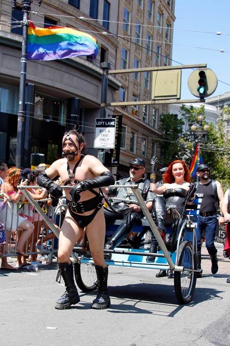 San Francisco Pride Parade 2013: Photos of the Pony and ...
